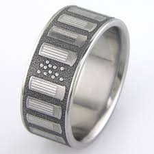 shotgun wedding ring shotgun shell ring unique titanium rings more titanium buzz