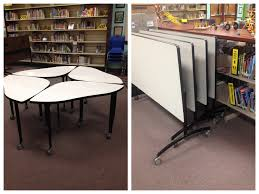 Kinds Of Tables by The Great Library Makeover Part 2 Renovated Learning