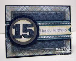 a paper melody mftwsc56 happy 15th birthday
