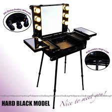 portable makeup vanity with lights gladking makeup kit philippines home facebook
