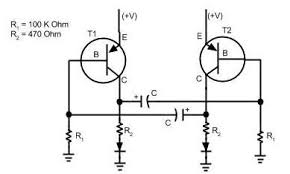 simple blinking led circuit 5 steps with pictures