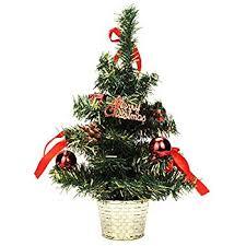 small christmas nicexmas mini tabletop desktop christmas tree with
