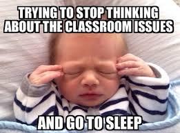 Lack Of Sleep Meme - more of the funniest teaching memes around teach starter blog