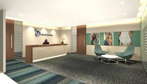 Easy Home 3d Design Software Office Reception Interior 3d Design 3d Office Interior Design
