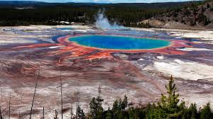 who died in yellowstone national park was on