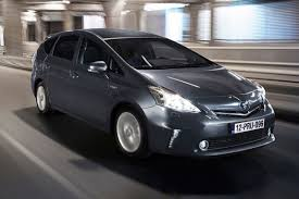 etcm claims first hybrid mpv toyota prius review auto express