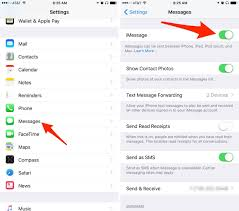 3 steps to disable imessage and not lose your mind cnet