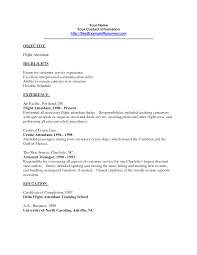 Sample Resume For Customer Service With No Experience Sample Resume For Cabin Crew With No Experience Gallery