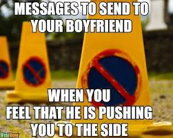 Sweet Memes For Boyfriend - sweet message for my boyfriend while he is busy visihow