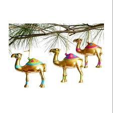 buy dci camel ornament set of 3 in cheap price on