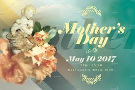 Mothers Day Mothers Day Flyer Photos Graphics Fonts Themes Templates