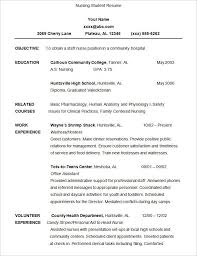 graduate resume template free student resume templates best resume collection