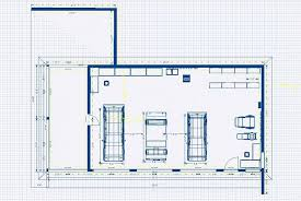 garage floor plan garage on the land design floor plan