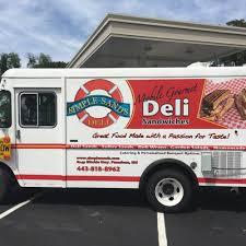 homemade truck simple sands deli baltimore food trucks roaming hunger