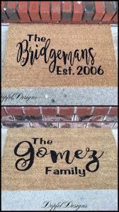 the 25 best custom door mats ideas on pinterest diy door mats