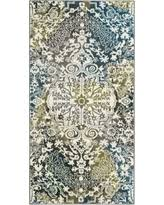 Peacock Area Rug Incredible Deal On Safavieh Water Color Collection Wtc669b Ivory