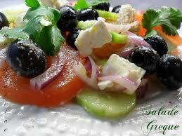amour de cuisine fr salade grecque amour de cuisine