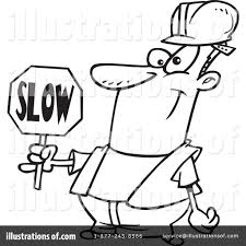 construction worker clipart 1044504 illustration by toonaday