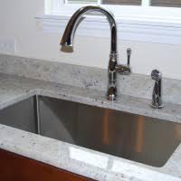 Kitchen Simple Design For Extra Deep Kitchen Sink Under Arched - Kitchen sink paint