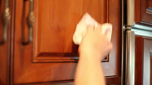 How To Remove Kitchen Cabinets by 3 Ways To Clean Kitchen Cabinets U2013 Wikihow With Regard To