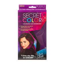 headband hair extensions secret color headband hair extensions purple s us