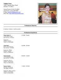 sample hostess resume restaurant hostess resume cover letter sample 3042true cars reviews hostess resume objective sample