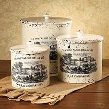 country kitchen canisters rustic kitchen canister set kitchen country kitchen