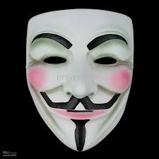 v for vendetta mask halloween anonymous guy fawkes movie fancy