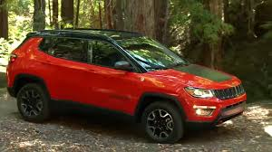 jeep compass 2017 trailhawk all new 2017 jeep compass trailhawk driving video trailer