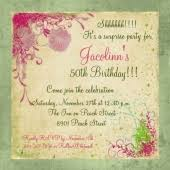 vintage floral woman birthday invitation square classic