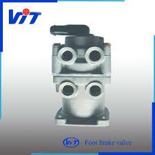 wabco truck air brake parts foot brake valve vit or oem china
