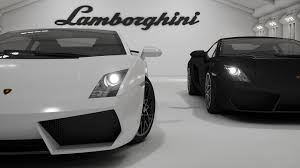 Lamborghini Gallardo Black - artstation lamborghini gallardo prince abid