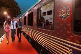 maharajas express train maharajas express unveils reved website luxury train travel