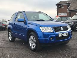 2007 suzuki grand vitara vvt plus 2 990