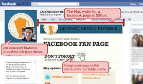 tips for designing and coding a custom facebook page