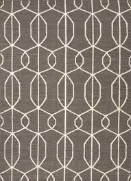 Modern Rug Patterns Gray Rug With Modern Geometric Pattern Free Shipping Gray Home
