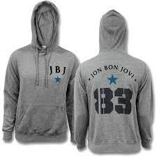 official jbj backstage pullover hoodie promo bon jovi official