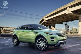 lime green range rover photoshoot 2012 range rover evoque coupe 22