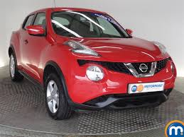 nissan juke flame red used nissan penarth rac cars