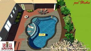morehead city residential pool elevated tanning ledge splash pad