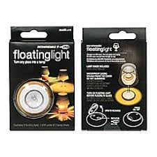 floating tea lights walmart flameless candles bed bath beyond