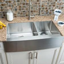 Kitchen With Farm Sink - hahn chef series handmade extra large 60 40 farmhouse sink