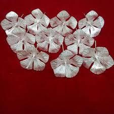 silver flowers silver flower chandi ke phool manufacturers suppliers