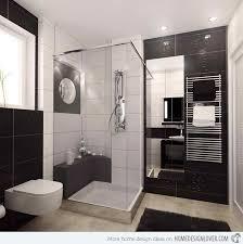 black and bathroom ideas breathtaking modern bathroom ideas 7 princearmand