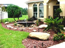 Landscaping Around House by Small House Landscaping Ideas Part Front Yard On A Budget Gallery