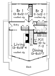 Berm House Floor Plans by Skyliner A Frame Vacation Home Plan 008d 0151 House Plans And More