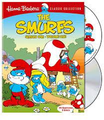 amazon smurfs season 1 vol danny goldman don