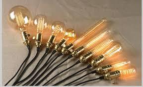 Pendant Light Socket Vintage Brass Pendant Lamp Socket Copper Lamp Holder Pendant Light