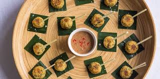 indian canapes ideas vegetarian canapés and nibbles demuths cookery