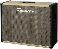 2x12 Guitar Cabinet Egnater Tourmaster 212x 160 Watt 2x12